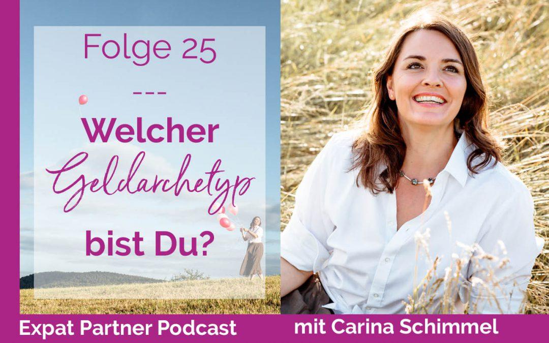 Carina zu Gast bei Julia Meder und dem Expat Partner Podcast